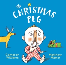 The Christmas Peg, Paperback Book