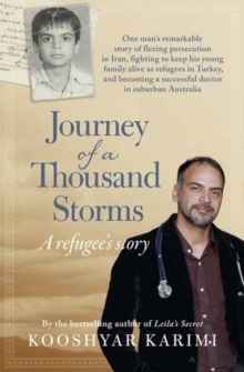Journey of a Thousand Storms, Paperback Book