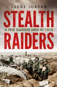 Stealth Raiders, Paperback Book