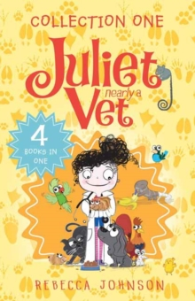 Juliet, Nearly a Vet collection 1, Paperback Book
