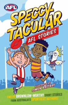Speccy-tacular AFL Stories, Paperback Book