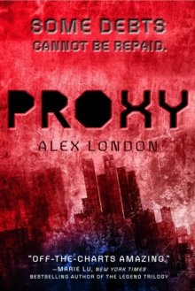 Proxy, Paperback / softback Book