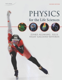 Physics for The Life Sciences, Hardback Book