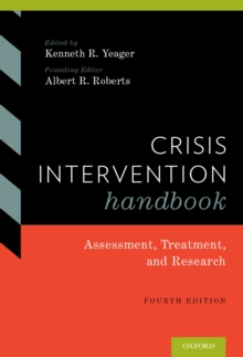 Crisis Intervention Handbook : Assessment, Treatment, and Research, PDF eBook