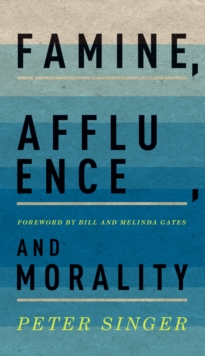 Famine, Affluence, and Morality, EPUB eBook