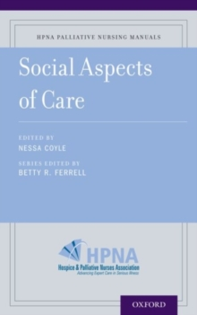 Social Aspects of Care, Paperback Book