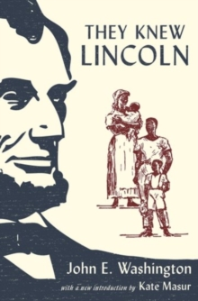 They Knew Lincoln, Hardback Book