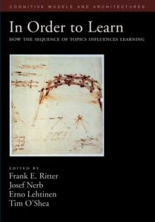 In Order to Learn : How the Sequence of Topics Influences Learning, EPUB eBook