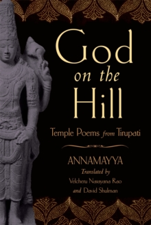 God on the Hill : Temple Poems from Tirupati, EPUB eBook