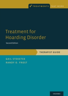 Treatment for Hoarding Disorder : Therapist Guide, EPUB eBook