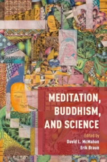 Meditation, Buddhism, and Science, Paperback Book