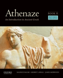 Athenaze, Book II : An Introduction to Ancient Greek, Paperback / softback Book