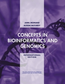 Concepts in Bioinformatics and Genomics, Paperback / softback Book