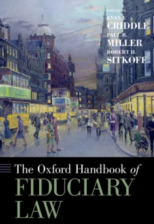 The Oxford Handbook of Fiduciary Law, PDF eBook