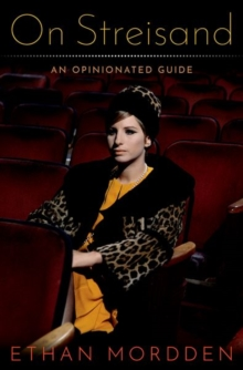 On Streisand : An Opinionated Guide, Hardback Book