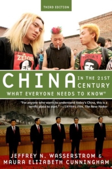 China in the 21st Century : What Everyone Needs to Know (R), Paperback / softback Book