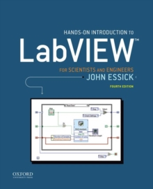 Hands-On Introduction to LabVIEW for Scientists and Engineers, Paperback / softback Book