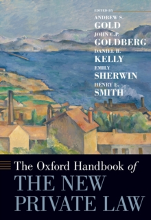 The Oxford Handbook of the New Private Law, PDF eBook