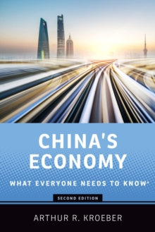 China's Economy : What Everyone Needs to Know(R), EPUB eBook