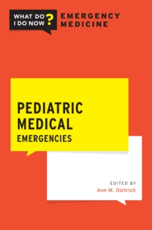 Pediatric Medical Emergencies, EPUB eBook
