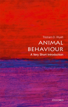 Animal Behaviour: A Very Short Introduction, PDF eBook