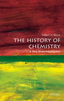 The History of Chemistry: A Very Short Introduction, EPUB eBook