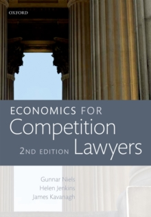 Economics for Competition Lawyers, PDF eBook