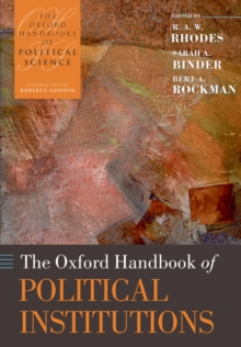The Oxford Handbook of Political Institutions, EPUB eBook