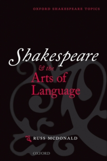 Shakespeare and the Arts of Language, EPUB eBook