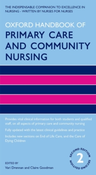 Oxford Handbook of Primary Care and Community Nursing, EPUB eBook