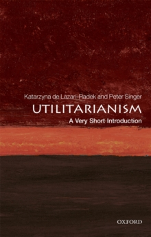 Utilitarianism: A Very Short Introduction, PDF eBook