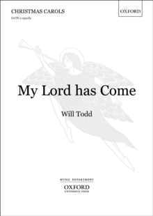 My Lord has Come, PDF eBook