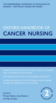 Oxford Handbook of Cancer Nursing, EPUB eBook