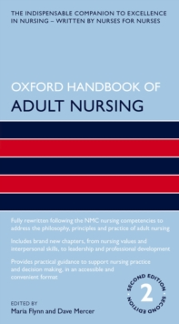 Oxford Handbook of Adult Nursing, PDF eBook