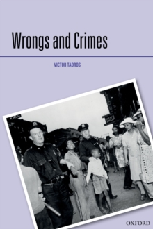 Wrongs and Crimes, PDF eBook