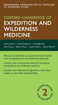 Oxford Handbook of Expedition and Wilderness Medicine, PDF eBook