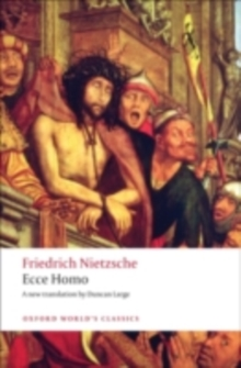 Ecce Homo : How To Become What You Are, PDF eBook