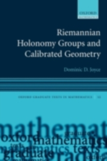 Riemannian Holonomy Groups and Calibrated Geometry, PDF eBook