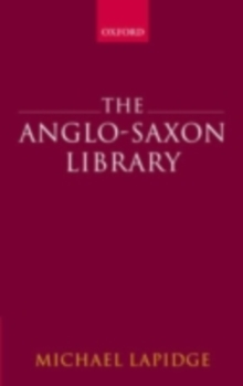 The Anglo-Saxon Library, PDF eBook