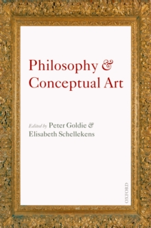 Philosophy and Conceptual Art, PDF eBook