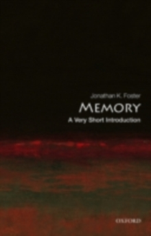 Memory: A Very Short Introduction, PDF eBook