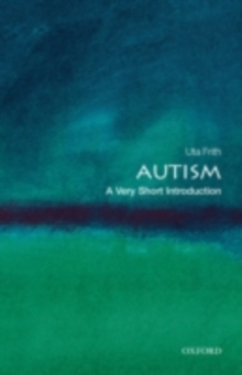 Autism: A Very Short Introduction, PDF eBook