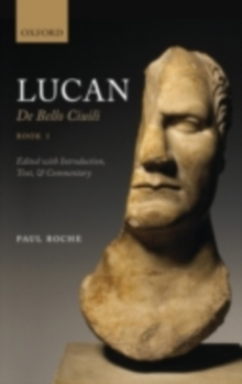 Lucan: De Bello Ciuili Book 1, PDF eBook