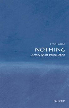 Nothing: A Very Short Introduction, EPUB eBook