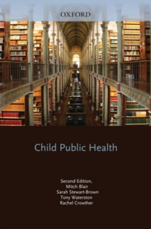 Child Public Health, PDF eBook
