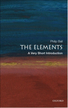 The Elements: A Very Short Introduction, EPUB eBook