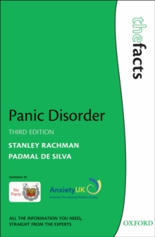 Panic Disorder: The Facts, EPUB eBook