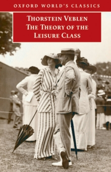 The Theory of the Leisure Class, EPUB eBook