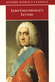 Lord Chesterfield's Letters, EPUB eBook