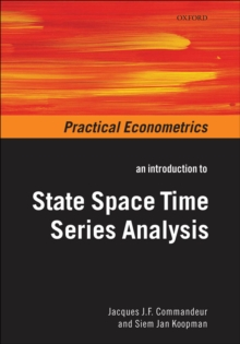 An Introduction to State Space Time Series Analysis, EPUB eBook